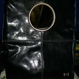 ViaVegan, Ltd Bags - 100% PVC VEGAN Handbag! RARE Style City-Style